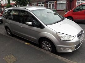 Ford Galaxy 2014 Zetec Powershift Mint Condition Urgent Sale Required 7 Seats