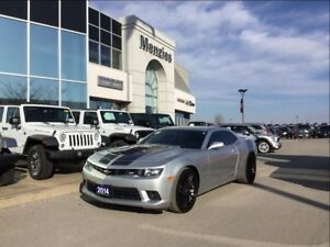 2014 Chevrolet Camaro 2SS, Bluetooth, Sunroof, ONE OWNER, Clean