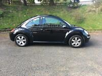 Volkswagen Beetle 1.4 Luna 1 years mot 1 owner from new full service history