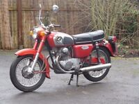 Classic 1977 Honda CD175 Great Original Patina Delivery Available Cafe Racer , Scrambler, Tracker