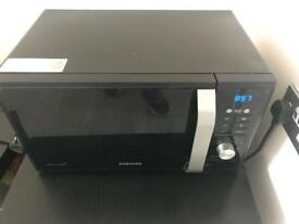 Samsung microwave with Grill