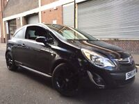 Vauxhall Corsa 2012 1.2i 16v Limited Edition Hatchback 3 door Manual (a/c) 2 OWNERS, f/s/h, bargain