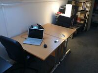 Desk Space In Hove Office (IT & Marketing Support inc)