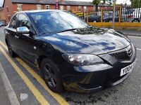 2004 Mazda3 1.6 TS 4dr Saloon, great car for a family, Nice clean car, Long MOT, £995