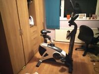 Reebok Indoor Cycle B 5.1e exercise bike (very solid bike) gym cardio