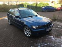 BMW 320i 2.2 Petrol facelift touring