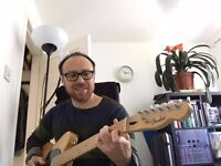 Looking for people to play music with, around Corstorphine (I am an Intermediate guitar player)