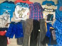 5-6 years boys bundle £8 for all