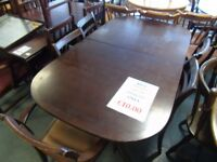 Dining Table & Six Chairs - Special Offer