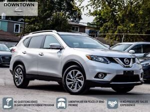 2015 Nissan Rogue SL Premium Package *One Owner & No Accidents*