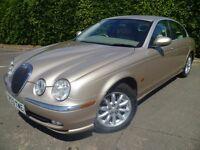 Jaguar S-type 3.0 SE AUTO,,,1 OWNER,,,9 JAGUAR SERVICES