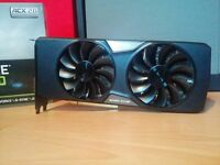 EVGA GTX 950 Graphics card