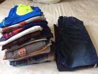 Boys Clothes Bundle - Aged 10- 12