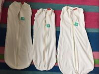 ErgoCocoon swaddle and sleep bags (0-3 months)