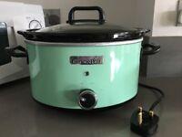 The Crock-Pot Slow Cooker 5.7L