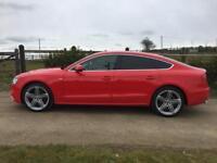 2013 Audi A5 2.0 Sportback S-Line