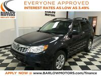 2011 Subaru Forester 2.5 X Touring Package!*Everyone Approved*