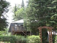 Start $140/night Cottage,Hot Tub. Book now for Oct get $50 gard