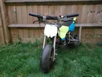 Mini moto blata super moto spares and repairs