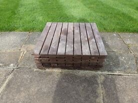 FLOWER POT STANDS in WOOD .........ONLY £2 EACH