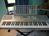 Yamaha YPT300 Keyboard = excellent condition