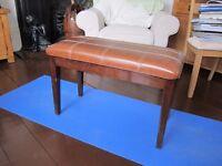 Piano stool - duet