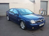 Swap Vauxhall Vectra C Sri