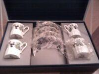 Vintage Royal Worcester Coffee set