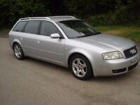 2005 Audi A6 Final Edition tdi 165,065 miles full service history, cambelt changed 2x 12 months MOT