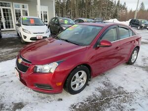2014 Chevrolet Cruze LTZ, LEATHER, SUNROOF!!