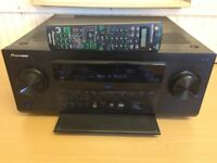 Pioneer SC-LX56 Home Cinema, 11.2 High End Receiver, Crystal Clear Sound, Full Working Condition.