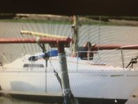Seamaster 30 for sale ....a lot of boat for your money ...ready to use ..survey welcomed