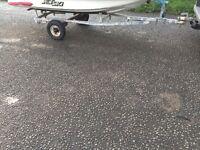 Jetski Snipe Jet-Ski Trailer Boat Canoe Kayak