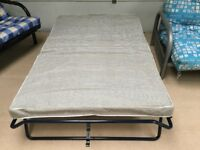 fold away 4ft guest bed camping bed