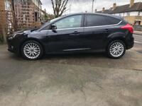 2012 Ford Focus 1.6 Zetec TDCI 5dr, 1 Former Keeper, Lady owner, £20 Road Tax