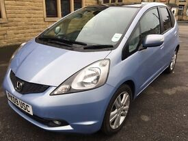 Honda Jazz 1.4 EX 5dr (08 - 10) + Pan Roof + Cruise Control + 12 Month MOT on Sale