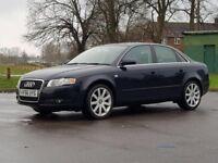 Audi A4 2.0 SE Saloon 4dr Petrol Manual ((FULL SERVICE HISTORY+W.MILEAGE))