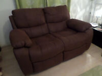 electric 3 seater sofa & a mechanical 2 seater chair