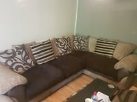 Corner sofa great condition well looked after