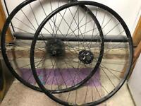 Mavic XM117 MTB 26 inch disc wheels