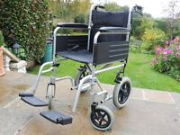 Lightweight Folding Wheel-Chair
