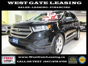 2015 Ford Edge AWD | ECOBOOST |
