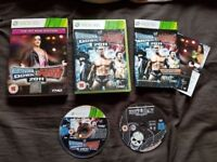 WWE Smackdown vs Raw 2011 Special The Hitman Edition