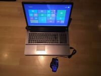 GAMING SONY VAIO 18.4 MEGA SCREEN LAPTOP/WORK STATION:WEBCAM, HDMI, MUST SEE!!