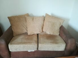 Sofa plus 2 armchairs for sale