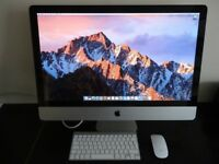 iMac 27 Quad Core i7 3.4GHz 2011 20GB RAM FinalCut PhotoShop InDesign MS 2016 1 Month Warranty!
