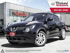 2013 Nissan Juke SV AWD! No Accidents!
