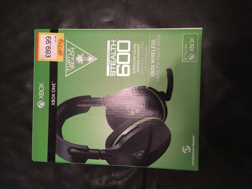 Xbox one gaming headset | in Ipswich