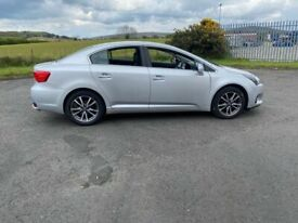 image for Toyota, AVENSIS, Saloon, 2013, Manual, 1998 (cc), 4 doors