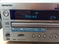 Onkyo CR-525 CD Receiver Amp/Tuner For Sale - Excellent Condition